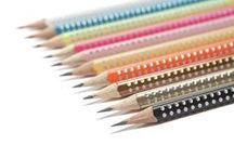 Pencils. / A selection of pencils available in our online store. All carefully chosen to help you Create Simple Beauty.