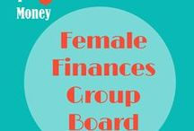 Female Finances Group Board / Pin your best pins in regards to female finances (investing, personal finance, saving money etc.)! No recipes.  No direct affiliate links.  No posts about making money blogging. Vertical Pins Only. If you elect not to abide by these rules you will be removed from the group board. Poorly performing pins will be deleted. Post as often as you like.  Want to be added to the group board? To join: Follow me and follow the group board, then send me a DM.