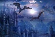 fantasy obrazy / obrázků