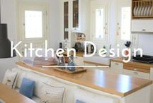 Kitchen Design / Kitchens, Beautiful, Design, Interiors, Modern, French, Colonial, Functional kitchens, cooking, centre of the home, decor, funstional, clean, neat,