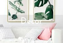 Decor / || I love interiors. Here are is a selection of things to help inspire you in you next projct! ||  . . #decor , interior, design, furniture, nick nacks, tables, chairs, beautiful, modern, free, do it yourself, fun, organise,
