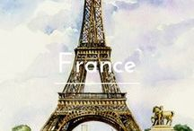 France / Dedicated to everything French, From Paris to the majestic mountains and stunning countryside. France has it all, this board shares all the details including itinerates, places to see, the best times to visit and things to do while your spending time in this wonderful country. We have had the pleasure of working and living here and will also be sharing our own adventures and ideas. Follow my blog for the latest content and news! @ Collectivelyme.net