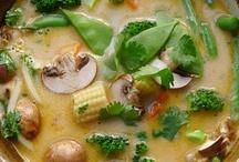 Soups / by Sally Daniels