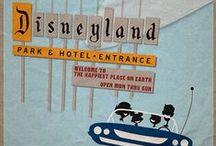 Disneyland / by Nancy Comee