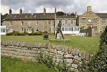 Cottages / Cosy up in a Peak District Cottage! / by Visit Peak District