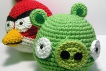 Crochet Toys / by Marcia Scarpelli