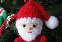 Holidays Crochet / by Marcia Scarpelli