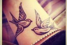 tattoos / by Jessica Butt (Schade)