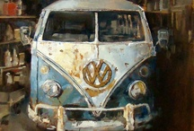 VW / by Ben Raschke