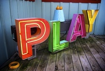 Playful Education / I am an advocate for play-based learning for all ages.