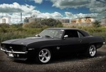 Camaro and Firebird / Find parts for this classic beauty at http://restorationpartssource.com/store/
