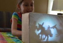 Play: Dramatic  / Exploring fantasy, playing roles, and telling stories. Dress-up, puppets, storytelling aids.