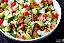 Salads / by Aurora Canales