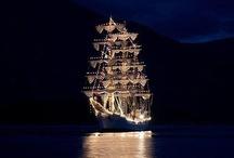 Sailing / by Dom Federov