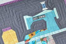 Sewing / by Stephanie Wisness