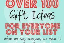 Gift Ideas / by Stephanie Wisness