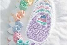 Baby Crochet / by Marcia Scarpelli