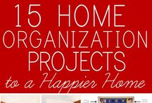 Cleaning and Organization / by Stephanie Wisness