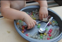 Play: Recipes for play!  / Art materials, sensory materials, tinkering supplies, and more.