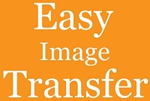 Vinyl lettering/transfers