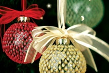 Christmas ornaments/tree skirts