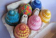 Crochet Easter / by Marcia Scarpelli