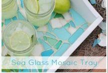 Glass fusing and mosaic ideas / by Stephanie Wisness
