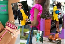 Summer Style / Inspiration for your Spring Summer 2013 wardrobe
