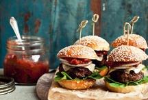 -- ♔ Burgers ♔ --