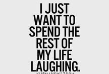 Laughing's My Favorite