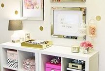 Organisation / Organisation, Home Decor, Beautiful Spaces. Organise your life and your home with this collection of great organisational tips and tricks!