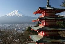 Mt. Fuji / Mt.Fuji is big, very beautiful mountain,but it is hard to climb up it.