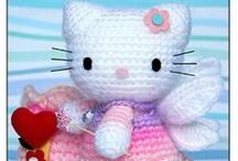 Hello Kitty / by Marcia Scarpelli