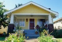 My Little Yellow Bungalow