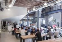 tech offices / startup happy hour crawl anyone?