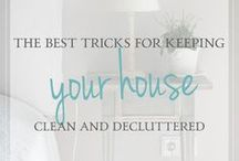 Household: Cleaning & Organization / Keeping my home clean and orderly.