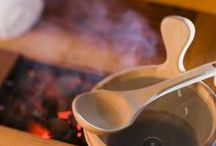 sauna & hammam / Produits pour les massages avec chaleur, sauna et hammam