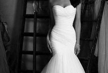 Thee Dress, The Shoes, & All of the above! / wedding dresses / by Laura Martinez