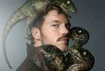 Jurassic World / by Tania Clarkson