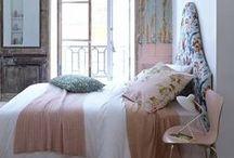 ELLE DÉCO- Les chambres / Découvrez tous nos conseils et idées pour voir votre chambre sous un jour nouveau ! / by ELLE France