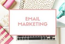 List Building Strategy / email marketing, email tips, newsletter, mailchimp, convertkit, madmimi, ems, marketing, inbox, growing your blog with email marketing, list building, list building strategy