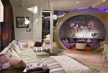 children's room / детская комната / children's bedroom design - boy's room - girl's room - interior decorating - interior design