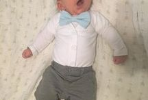 Baby Boy | Baptism / baby boy baptism outfit, christening clothes, party ideas