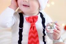 Baby Boy | 1st Christmas / Baby Boy 1st Christmas Ideas for Outfits, Ornaments, Photo Shoots and More