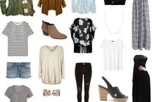 How To Pack / Capsule wardrobe | pack smart | carry on