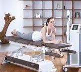Gymna - Table de massage kiné