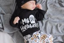 Baby's 1st Halloween / Baby Boy 1st Halloween Outfit, Keepsakes, and Memories