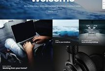 Best WordPress Themes / Collection of best Wordpress Themes ever