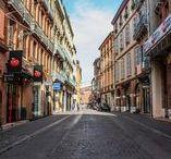 Occitanie / Sur mon blog : Toulouse, Conques