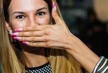 Nails by Natalia M / Nails , nail art , nail design , beauty